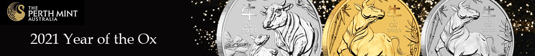 2021 PerthMint Year of the Ox
