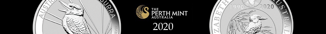 Perth Mint Kookaburra 2020