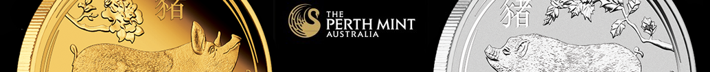 Perth Mint Lunar Pig 2019