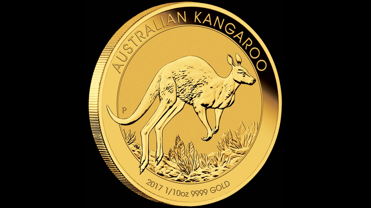 Bullion List Browse Gold Coins 1 10 Oz Gold Kangaroo