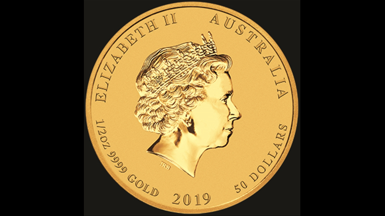 Bullion List Gold 1 2oz Gold Lunar Pig 2019