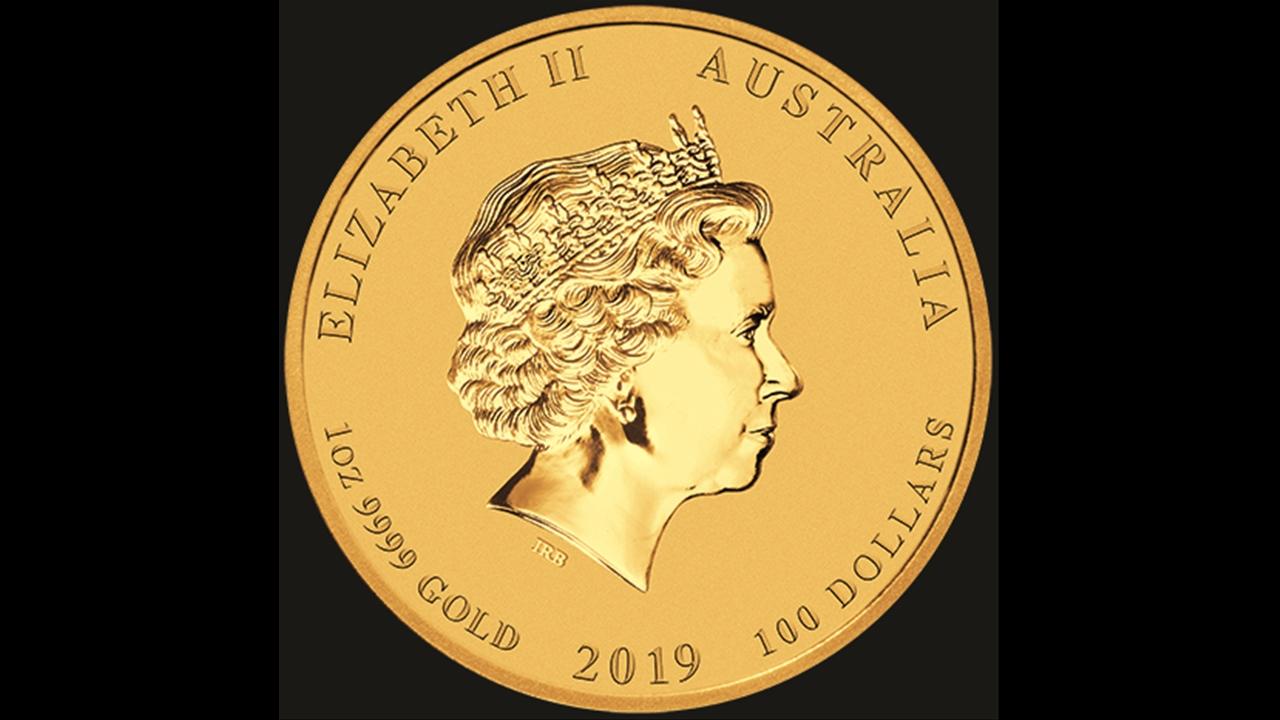 Bullion List Gold Perth Mint 1oz Gold Lunar Pig 2018