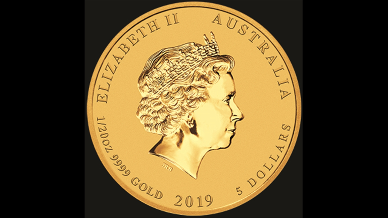 Bullion List Browse Gold Coins 2oz Gold Lunar Pig 2019