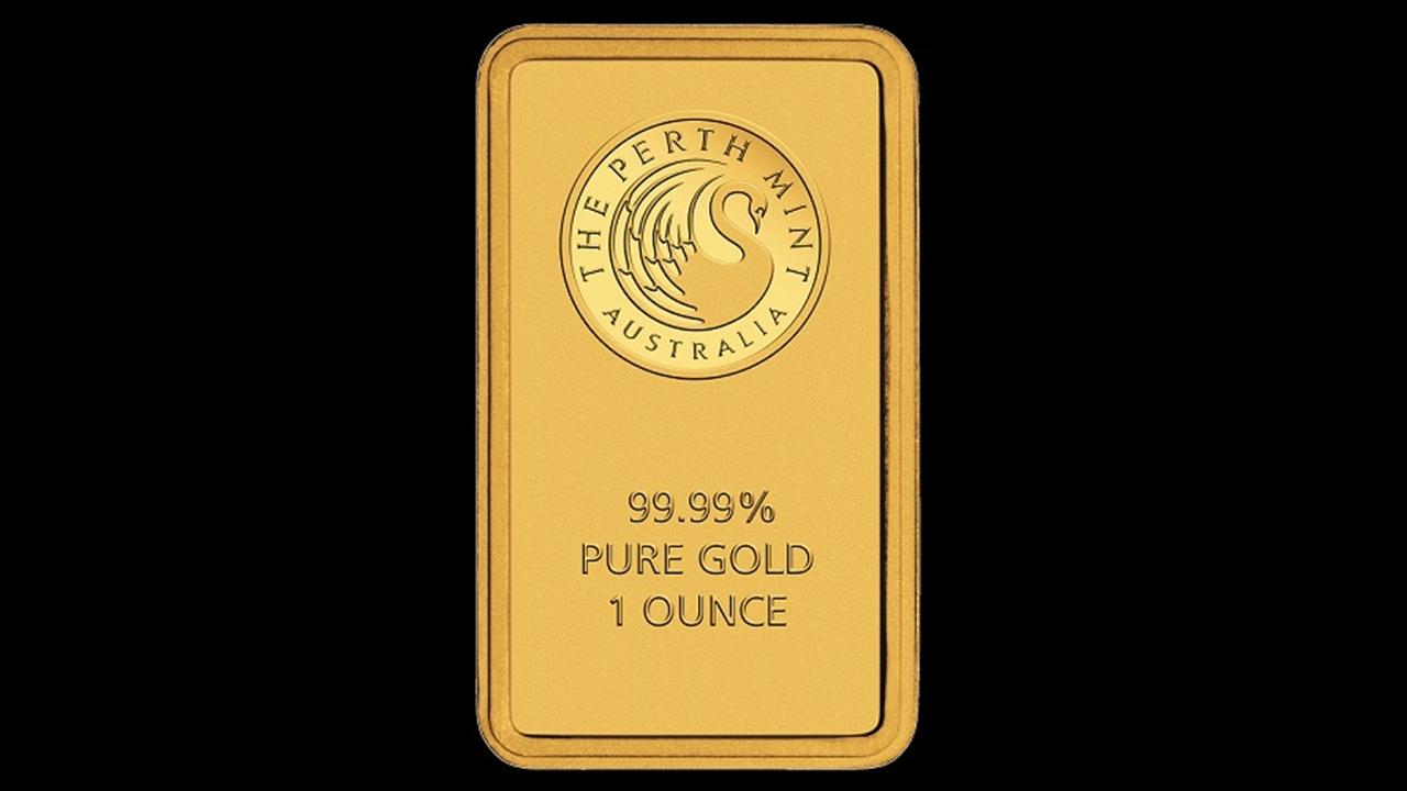 Bullion List Browse Gold Bars 1oz Perth Mint Gold