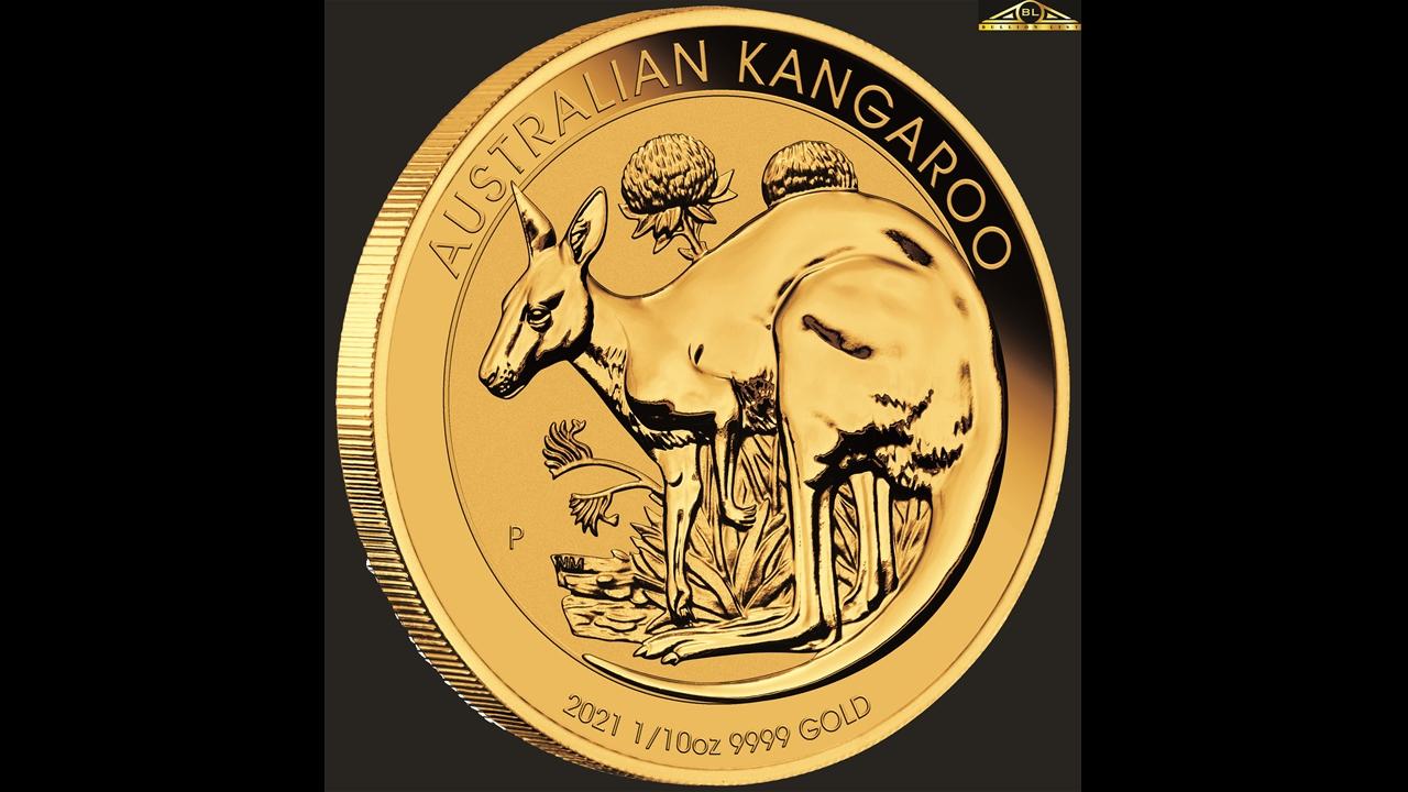 kangaroo gold coin price
