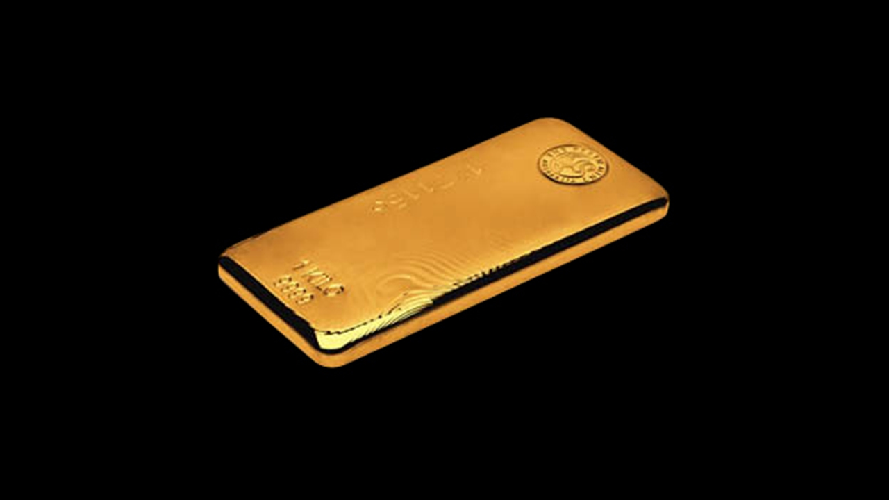Bullion List - Gold - Perth Mint - 1kg Perth Mint Gold Bar