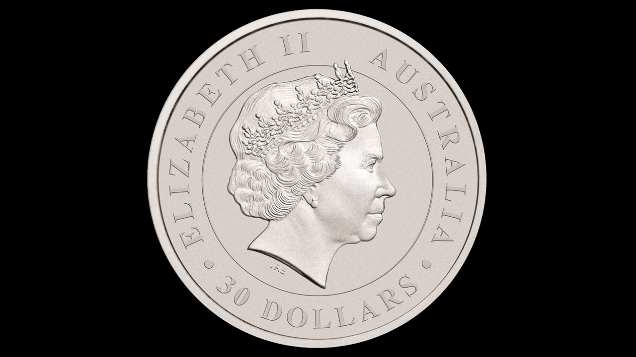 1 Kg Silver Australian Coin Bing Images