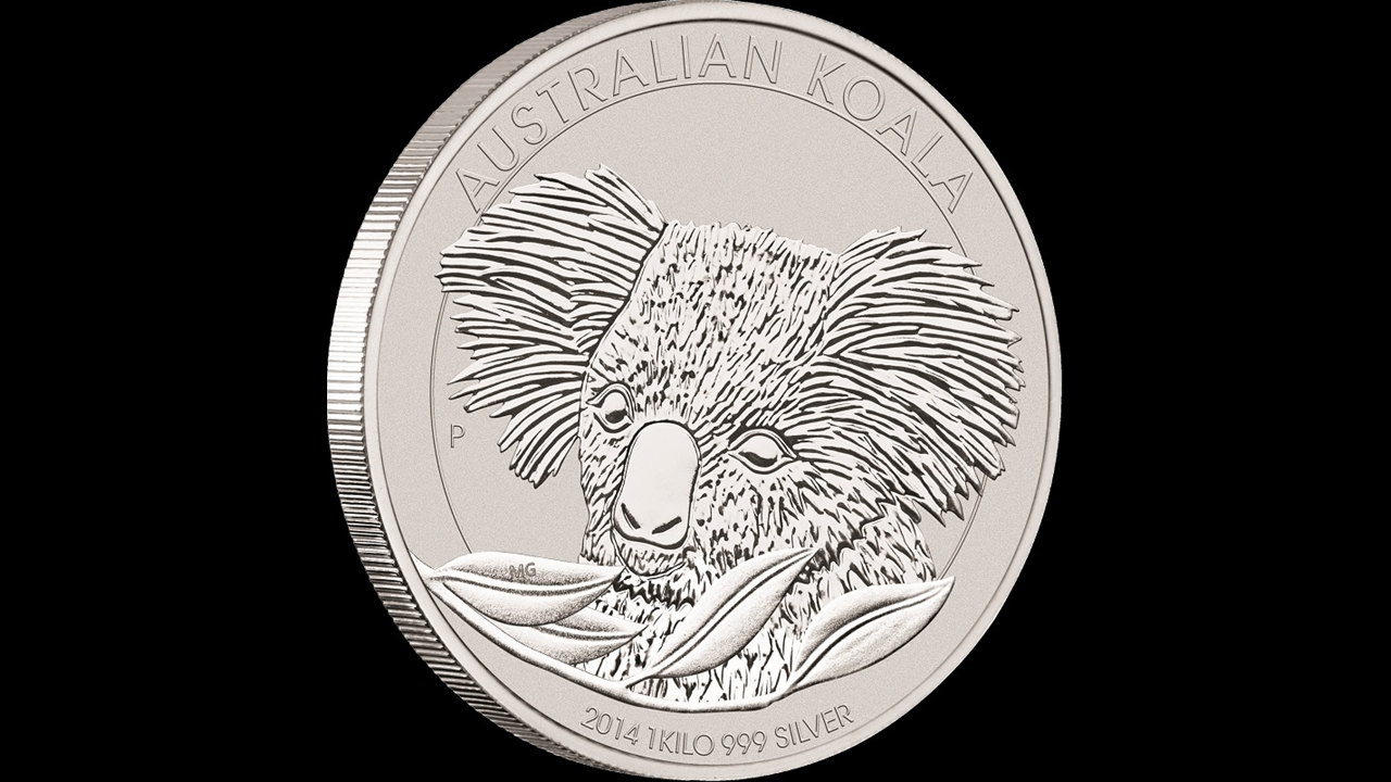 Bullion List Silver Perth Mint 1kg Silver Koala 2014