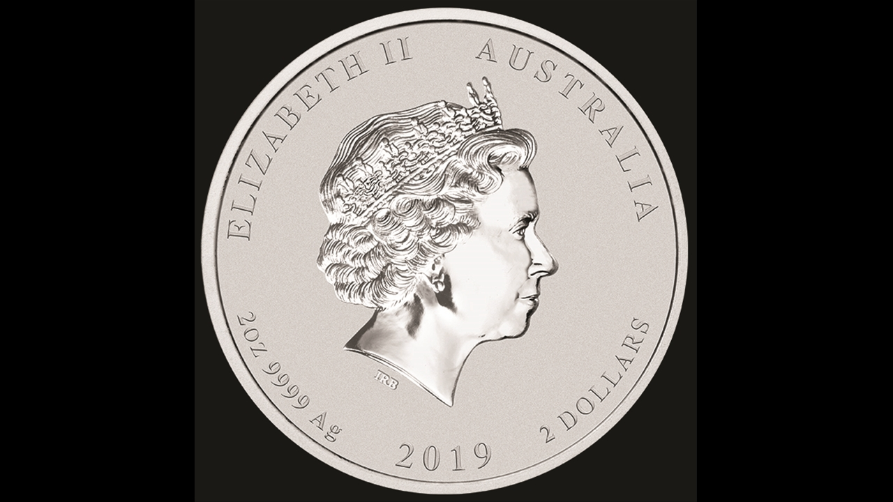 Bullion List Silver Perth Mint 2oz Silver Lunar Pig 2019