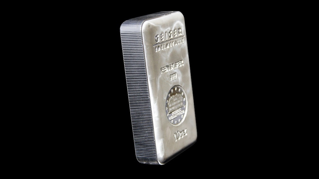 Bullion List Silver Geiger 10oz Geiger Security Line