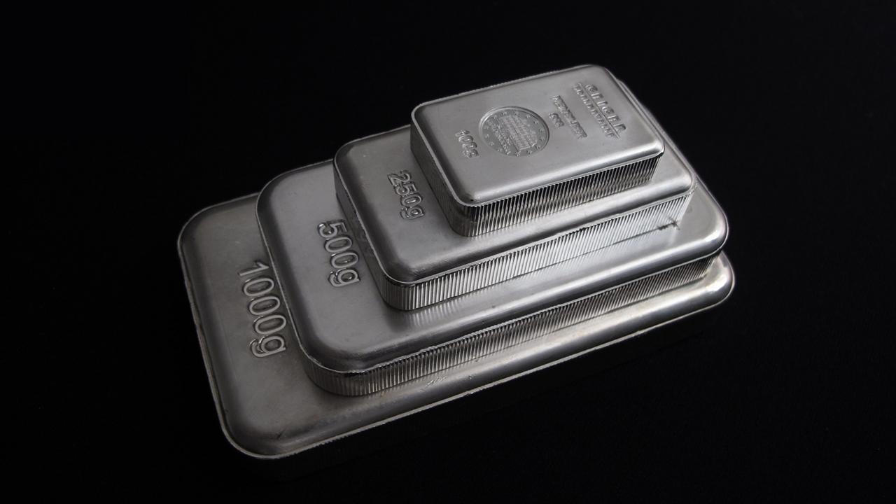 Bullion List Silver Geiger 250g Geiger Security Line