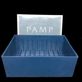 PAMP 10oz minted bar storage box (Used)