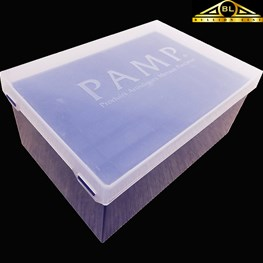 5oz PAMP minted bar storage box (Used)