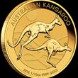 1/10 oz Gold Kangaroo 2018
