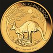 1/2oz Gold Kangaroo 2019