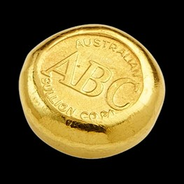 1/2oz Australian Bullion Company (ABC) Gold Bar