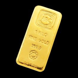 1kg Australian Bullion Company (ABC) Gold Bar
