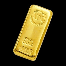 250g Australian Bullion Company (ABC) Gold Bar