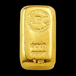 2oz Australian Bullion Company (ABC) Gold Bar