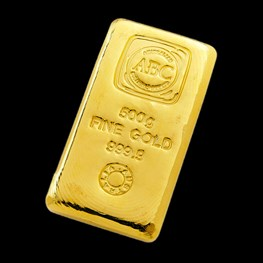 500g Australian Bullion Company (ABC) Gold Bar