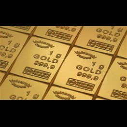 1g Gold Micro Bar (CombiBar)