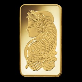 10oz PAMP Gold Minted 'Fortuna' pre order