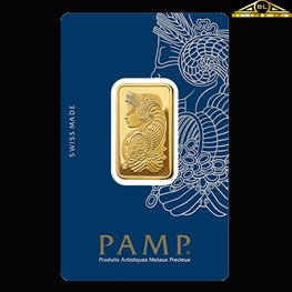 20g PAMP Gold Minted 'Fortuna'