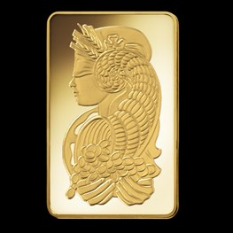 500g PAMP Gold Minted 'Fortuna'