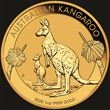 1oz Perth Mint Gold Kangaroo Coin 2020