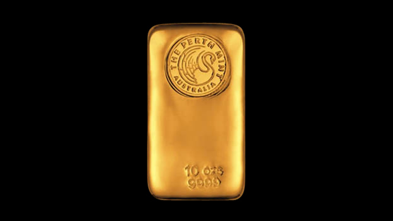 Bullion List Browse Gold Bars 10oz Perth Mint Gold