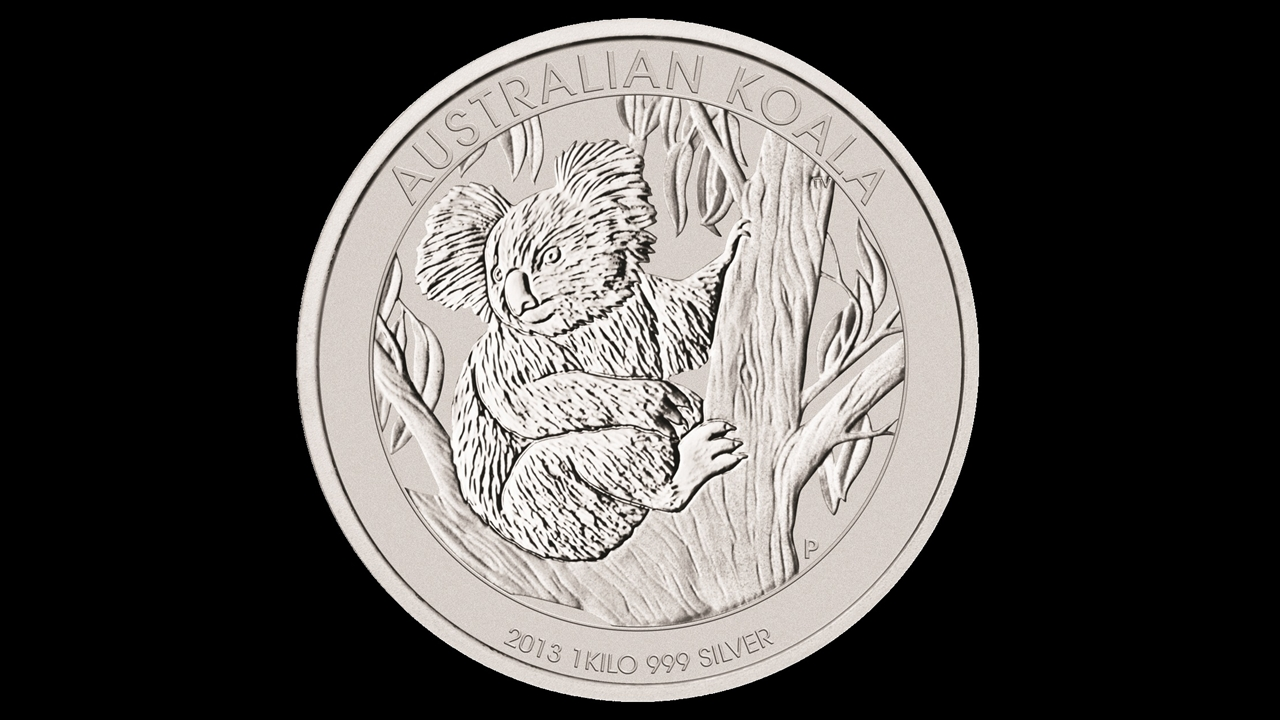 Bullion List Silver Perth Mint 1kg Silver Koala 2013