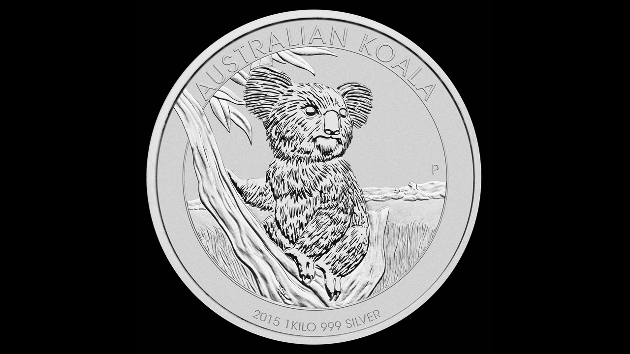 Bullion List Silver Perth Mint 1kg Silver Koala 2015