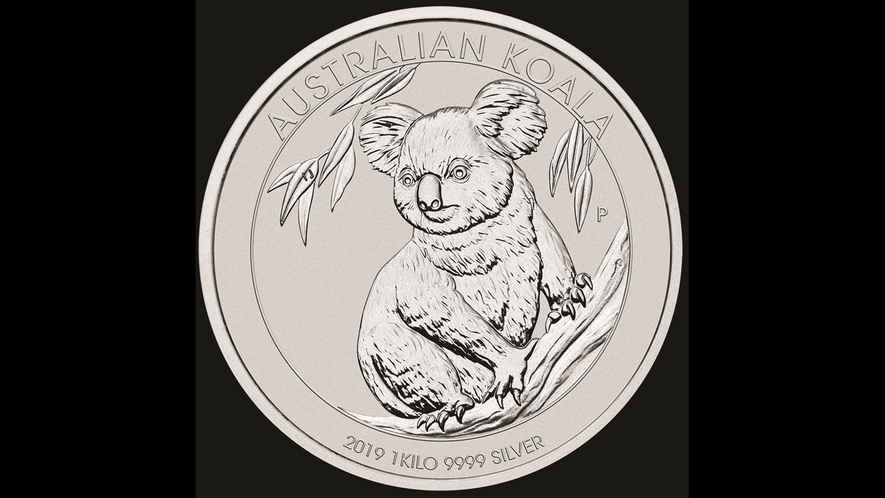 Bullion List Browse Silver Coins 1oz Silver Koala 2019