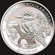1oz Perth Mint Silver Kookaburra 2019