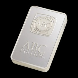 500g ABC PAMP Minted Silver Bar