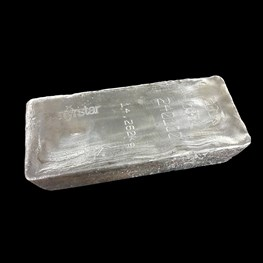 15kg Silver Bar (Industrial)