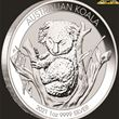 1oz Perth Mint Silver Koala Coin 2021