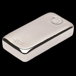 20oz Perth Mint Silver Bar 'Cast' (Trade-in)