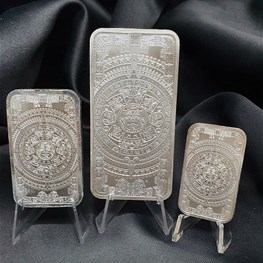 Aztec Calendar Bar Set